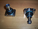 TOP BALL JOINTS x2  (Triumph TR4 TR4a TR5 TR250 TR6)