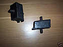 GEARBOX MOUNTS x2 (Morris Minor & Traveller) (From 1952- 71)