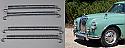 FRONT BRAKE SHOE SPRINGS x4 (MG Magnette ZA & ZB) (1953- 58 Only)