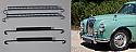 REAR BRAKE SHOE SPRINGS x4 (MG Magnette ZA & ZB) (1953- 58 Only)