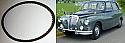 POWER STEERING PAS BELT (Daimler Majestic Major) (4.5 Litre) (1960- 68)