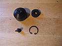 CLUTCH SLAVE CYLINDER REPAIR SEALS KIT (Austin 2200) (1972- ) & (Austin 3 Litre) (Jan 1968- )
