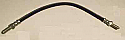 REAR BRAKE HOSE x1 (Vauxhall Victor FD) (1967- 72)