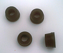 TOP TRUNNION BUSHES x4 (Morris Oxford MO) (1949- 53)