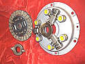 CLUTCH KIT (Reliant Robin, Rialto, Fox, Kitten, Rebel, Regal)  (700cc & 800cc)  (1962- Aug 90 Only)