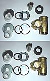 FRONT LOWER TRUNNIONS x2 (Lotus Europa) (Stanpart) (1966- 75)