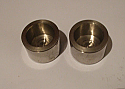 REAR BRAKE CALIPER PISTONS x2 (Jaguar XJ6 & XJ12) (Series 1 & Early Series 2)