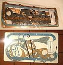 HEAD & SUMP (COMPLETE ENGINE GASKET SET) (Sunbeam Alpine) (Ser. 2- 5) (1600cc & 1725cc) (** From 1960- 65 Only **)