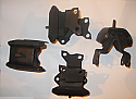 REAR SUBFRAME (CRADLE MOUNTS) x4 (Jaguar XJ6 & XJ12) (1968- 94)