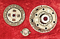 CLUTCH KIT (MG YA Early Saloon) (* Check Eng No/ *) (1947- 50 Only)