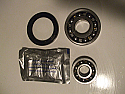 FRONT WHEEL HUB BEARING KIT x1 (Morris Oxford Series 2, 3 & 4) (Cowley 1200 & 1500) (1954- 59)