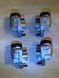 FRONT BRAKE WHEEL CYLINDERS x4 (Daimler Century) (** 1954- Mid 55 Only **)