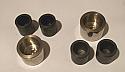 REAR BRAKE CALIPER PISTONS x6 (AC Cobra) (1962- 65)