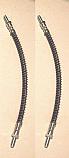 FRONT BRAKE HOSES x2 (Bond MiniCar 250G) (1961- 63)