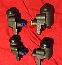 FRONT BRAKE WHEEL CYLINDERS x4 (Bedford CA Van) (From 1961- 69) (** GIRLING BRAKES **)