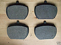 FRONT BRAKE PADS SET (Reliant Scimitar) (From 1976- 90)