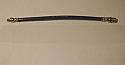 REAR BRAKE HOSE x1 (MGA) (1955- 62)