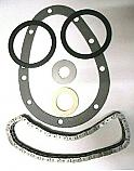 TIMING CHAIN KIT (MG Magnette ZA) (1489cc) (*See Eng No*) (*1953- 55 Only*)