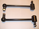 REAR DAMPER DROP LINKS x2 (MGC) (3.0 Litre) (1967- 69)