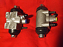 REAR BRAKE WHEEL CYLINDERS x2 (Riley RME 1-1/2 Litre) (1952- 55)