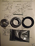 FRONT WHEEL HUB BEARING KIT x1 (Daimler Double Six) (** 1972- 77 Only **)
