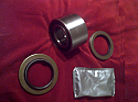 REAR WHEEL HUB BEARING KIT x1 (Ford Granada Mk1 & Mk2) (1972- 85)