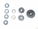 BRAKE MASTER CYLINDER REPAIR SEALS KIT (AC 3000) (1974- 86)