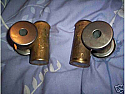 FRONT LOWER TRUNNIONS x2 (Lotus Elan) (1962- 74)