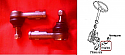 TRACK ROD ENDS x2 (Austin / Morris J2 152 M16) (1956- 65)