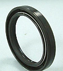 REAR AXLE HUB OUTER OIL SEAL x1 (Triumph TR2) (** Check Ch. No/ **) (1952- 55)