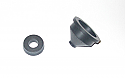 CLUTCH SLAVE CYLINDER REPAIR SEALS KIT (Jaguar Mk7 Mk7 Mk9) (1954- 61)