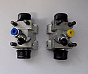 REAR BRAKE WHEEL CYLINDERS x2 (Jaguar Mk7 & Mk8) (1951- 59)