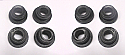 FRONT SUSPENSION UPPER WISHBONE BUSHES KIT x8 (Aston Martin DB4 DB5 DB6) (1958- 70)