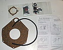 BRAKE SERVO REPAIR SEALS KIT (Ford Lotus Cortina Mk2) (From Oct 67- Jul 68 Only)  (Different After)