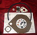 BRAKE SERVO REPAIR SEALS KIT (Standard Vanguard 6) (1961- 63)
