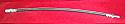 REAR BRAKE HOSE x1 (Standard Vanguard Sportsman) (1955- 58)
