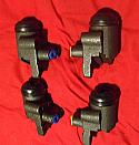 FRONT BRAKE WHEEL CYLINDERS x4 (MG Magnette Mk3 & Mk4) (1959- 68)
