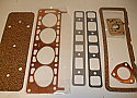 HEAD GASKET SET (MG YA & YB Early) (Oval Water Holes) (1947 To Eng. No/ 17,994)