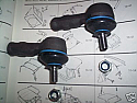 TRACK ROD ENDS x2 (Ford Escort Mk3 & Mk4)  (1980- 90)