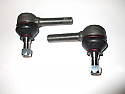 TRACK ROD ENDS x2 (Austin Healey) (100/4, 100/6 & 3000) ( ** Sep 55- Apr 62 Only ** )