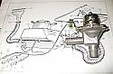 HEATER CONTROL VALVE TAP (Triumph TR4a TR5 TR6) (1965-76)