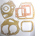 GEARBOX GASKET SET (Riley 1.5 Saloon) (1500cc) (1958- 65)