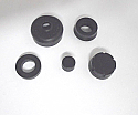 BRAKE MASTER CYLINDER REPAIR SEALS KIT (Vauxhall Victor FC101) (** VX4/90 Only **) (1964- 67)