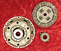 CLUTCH KIT (Hillman Minx) (Mk7 & Mk8) (Ser. 1 & 2) (1954- 58 Only)
