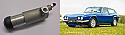 CLUTCH SLAVE CYLINDER (Reliant Scimitar) (2.5 V6 & 3.0 V6) (SE4a/b, SE4c, SE5) (1966- Jun 72)