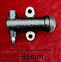 CLUTCH SLAVE CYLINDER (Jaguar E Type) (** LONG TYPE **) (From 1965- 75)