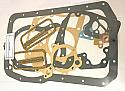 SUMP GASKET ENGINE SET (MG Magnette Mk4) (** From 1966- 68 **)