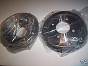 BRAKE DRUMS REAR x2 (Triumph GT6) (** Manual Adjusting **) (1966- 73 Only)