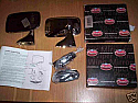TEX DOOR MIRRORS x2 (Reliant Scimitar)