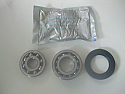 FRONT WHEEL HUB BEARING KIT x1 (Riley 1.5 Saloon) (1958- 65)